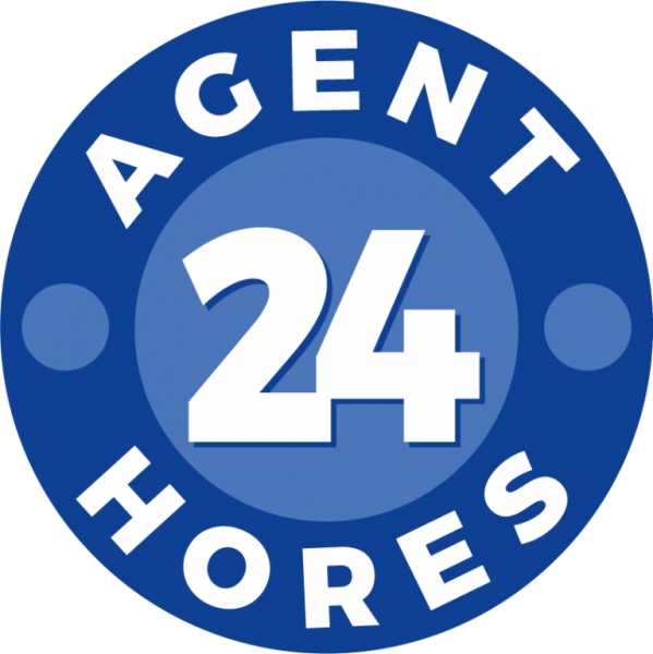 Logo agente digital 24 horas de Allianz Seguros en Terrassa